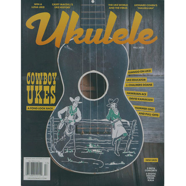 Ukulele Magazine - Fall 2020