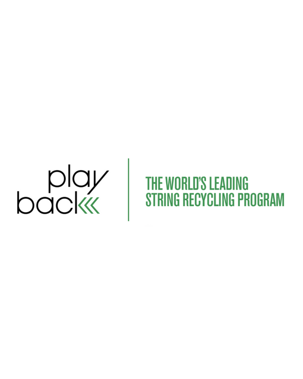 D'Addario Playback: String Changing and Recycling Event | Wednesday April 22nd, 11am-5pm FREE