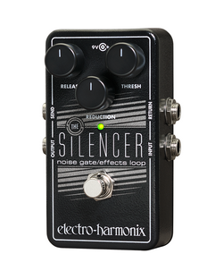Electro Harmonix Silencer Noise Gate and Effects Loop Pedal