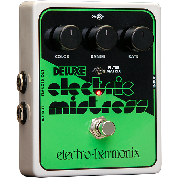 Electro Harmonix Deluxe Electric Mistress Flanger Pedal