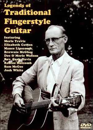 DVD - Legends of Traditional Fingerstyle Guitar