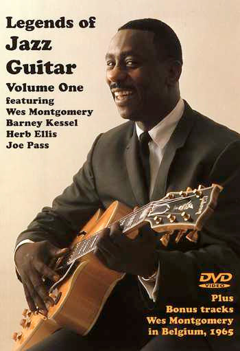 DVD - Legends of Jazz Guitar, Vol. I