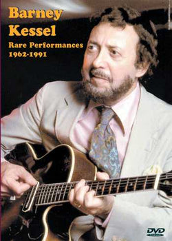 DVD - Barney Kessel: Rare Performances 1962-1991