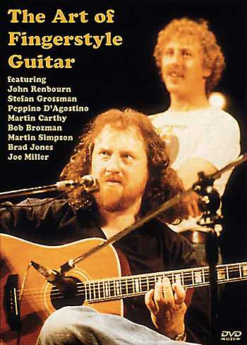 DVD-The Art of Fingerstyle Guitar