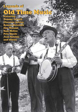DVD - Legends of Old Time Music