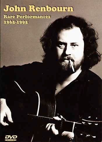 DVD - John Renbourn: Rare Performances 1965-1995