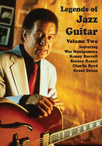 DVD - Legends of Jazz Guitar, Vol. II