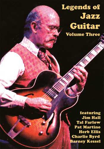 DVD - Legends of Jazz Guitar, Vol. III