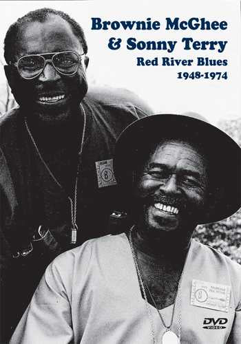DVD - Sonny Terry & Brownie McGhee: Red River Blues 1948-1974