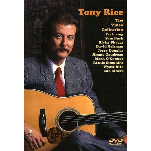 DVD - Tony Rice -- The Video Collection