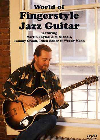 DVD - World of Fingerstyle Jazz Guitar