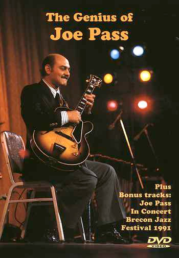 DVD-The Genius of Joe Pass