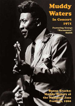 DVD - Muddy Waters in Concert 1971