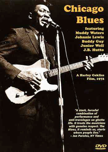 DVD - Chicago Blues