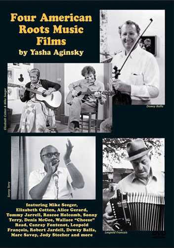 DVD - Four American Roots Music Films