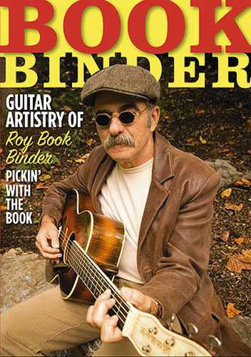 DVD - Guitar Artistry of Roy Book Binder: Pickin' with the Book
