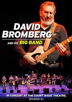 DVD - David Bromberg and His Big Band: In Concert at the Count Basie Theatre