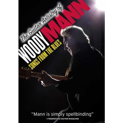 DVD-The Guitar Artistry of Woody Mann