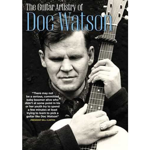 DVD-The Guitar Artistry of Doc Watson