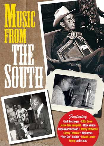 DVD - Music From the South