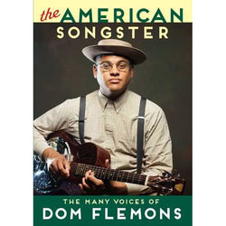 DVD-The American Songster-The Many Voices of Dom Flemons