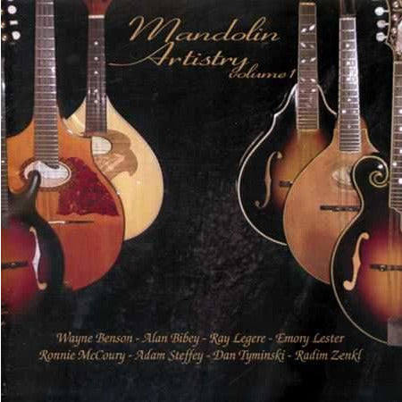 Mandolin Artistry Volume 1: The Young Mando Monsters