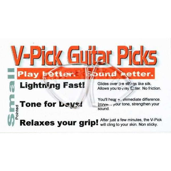 V-Picks Small Pointed Pick, 3.0MM