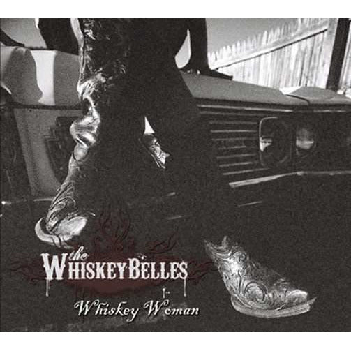 Whiskey Woman