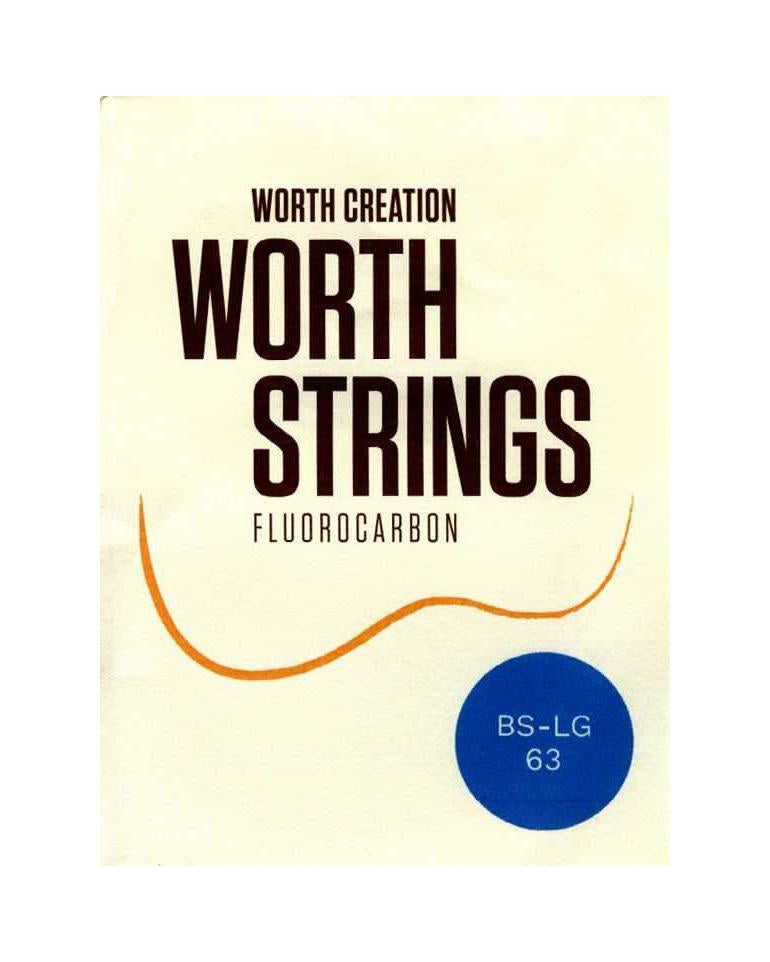 Worth BS-LG Brown Strong with Low G Uke Set