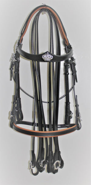 Barocco Double Bridle