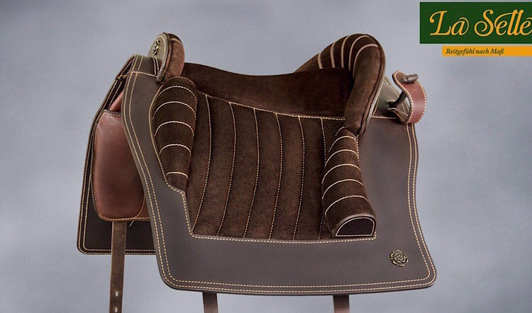 L'Art Pour L'Art saddle by La Selle