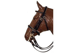 English dressage bridle   0604