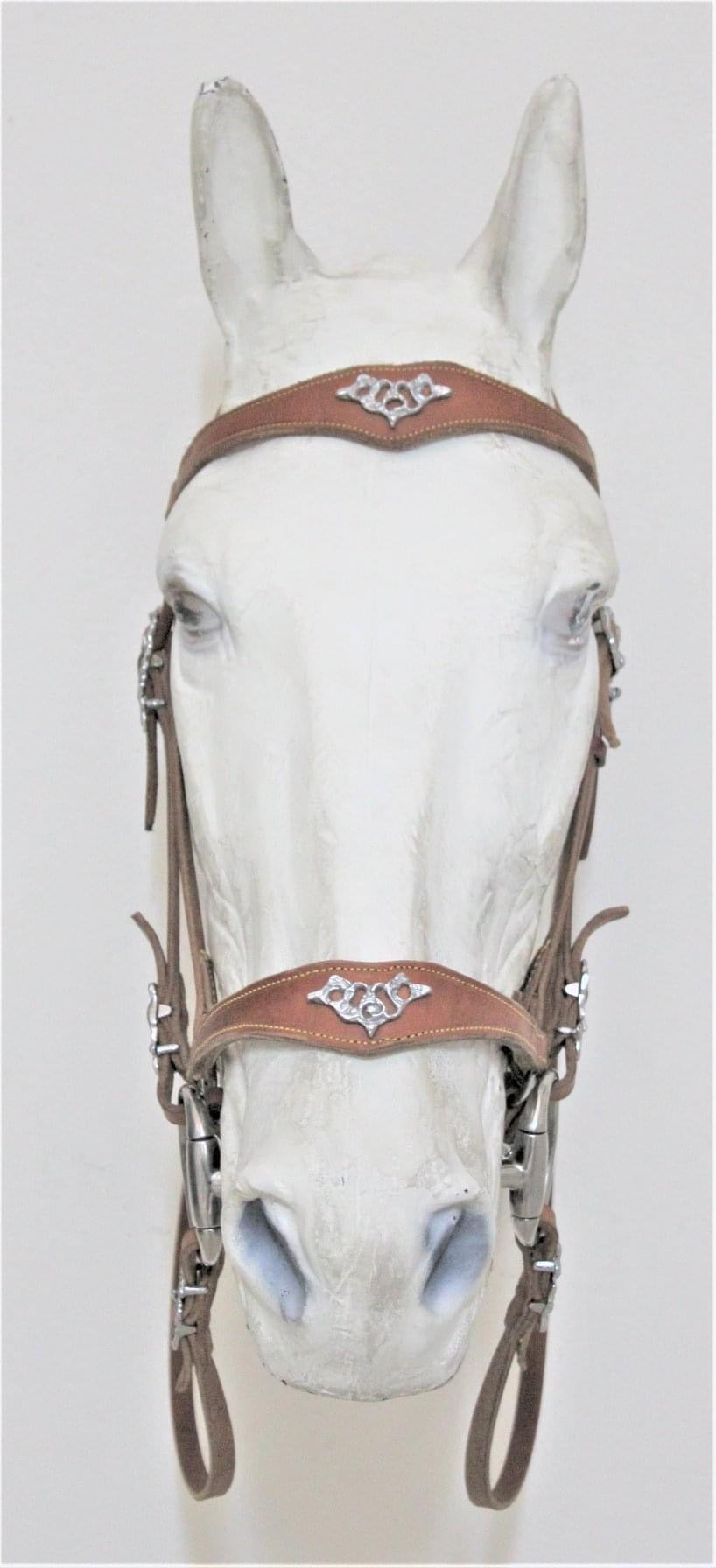 0058 Mixed German Bridle