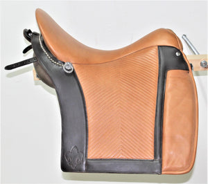 S0107 Portuguese dressage saddle