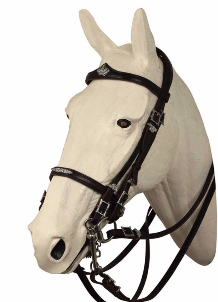 Meia Cortisia double bridle  2031