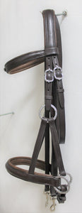 VMCS Baroque bitless bridle