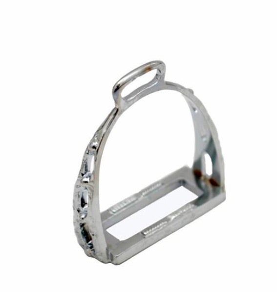 Crafted English stirrups 0036
