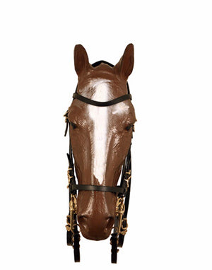 Portuguese Baroque double bridle 0803