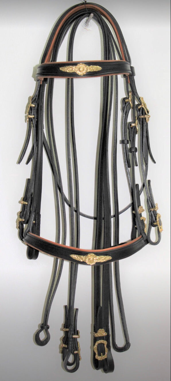 Special Edition Romaria II double bridle