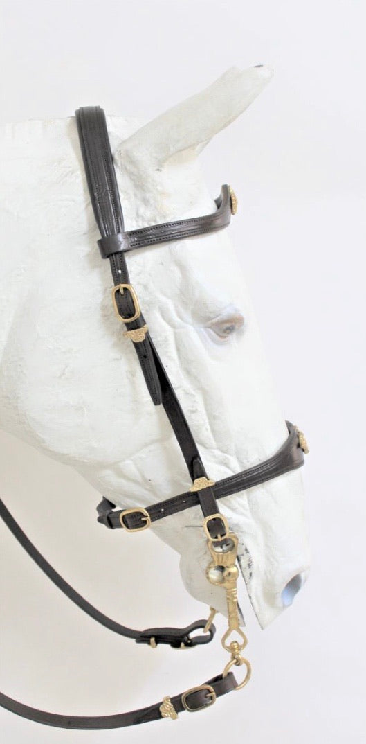 0116 Double Crown Bridle