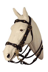 Meia Cortisia Double Bridle 0404