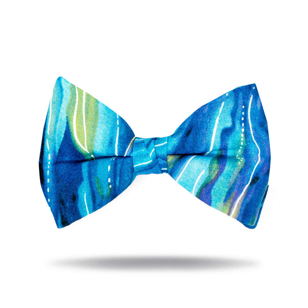 """Abstract Ocean"" Tie"