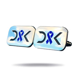 DAK Signature Cufflinks (Rectangle)