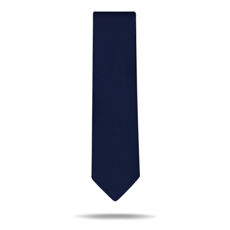 """The Classic"" Navy Bow Tie"