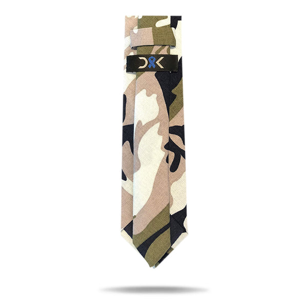 """Salute The Troops"" Camo Bow Tie"