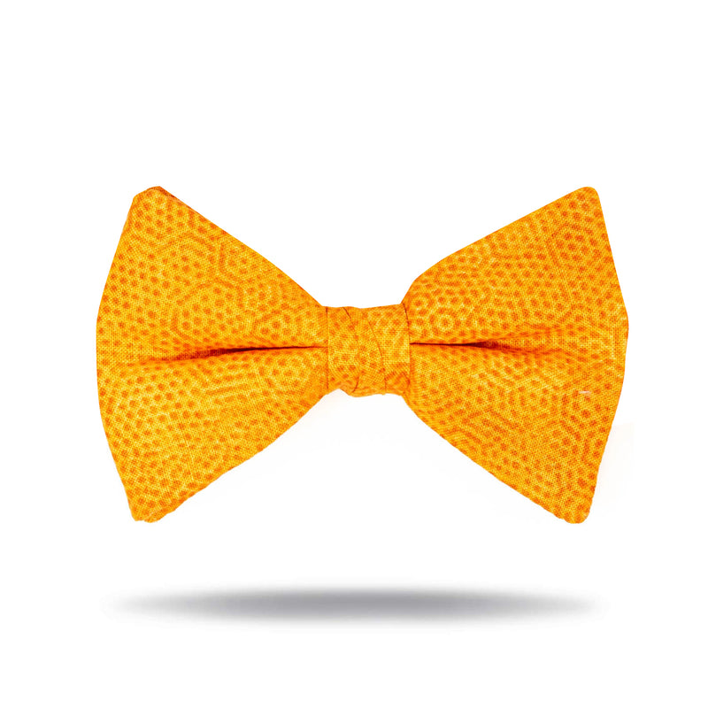 """Orange Pumpkin Spice"" Tie"