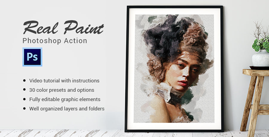 30 Best Photoshop Actions 2019