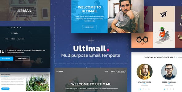 UltiMail - Multipurpose Email + Builder AccessUltiMail