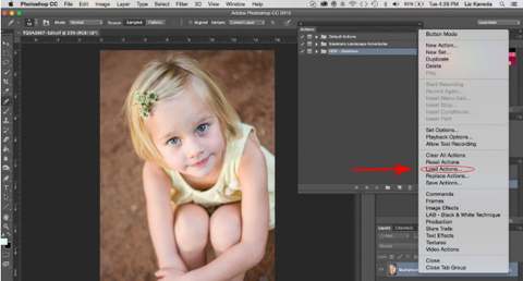 HOW DO I INSTALL ACTIONS IN PHOTOSHOP CS AND CC