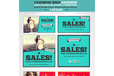 Facebook Post Banners